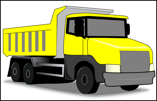 Truck clipart dumper truck Clipart Dump Cliparting clipart truck