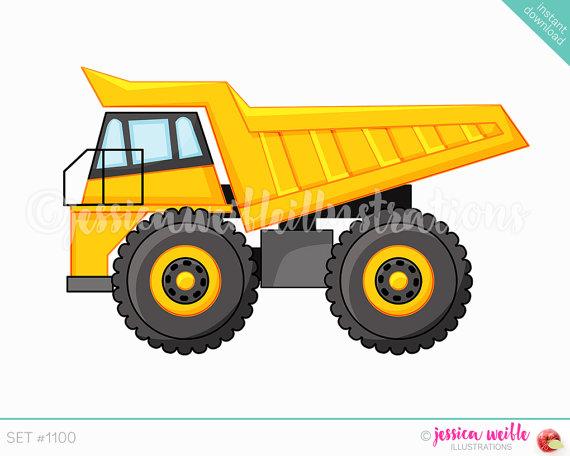 Truck clipart dumper truck Download Clip  Cute Art