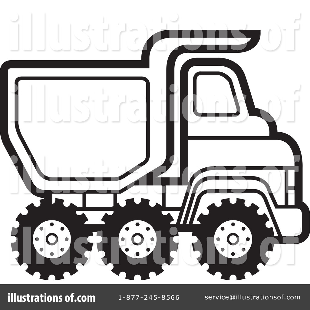 Truck clipart dumper truck (RF) Clipart Sample by Perera