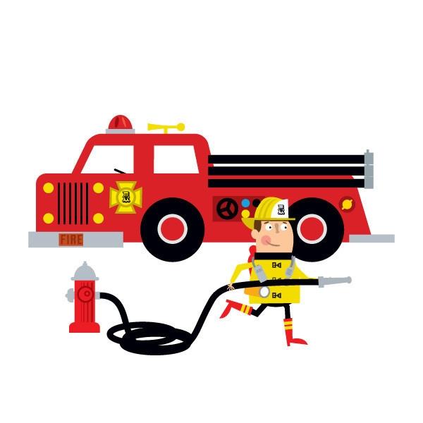 Fire Truck clipart fire engine 5  art fire clipart