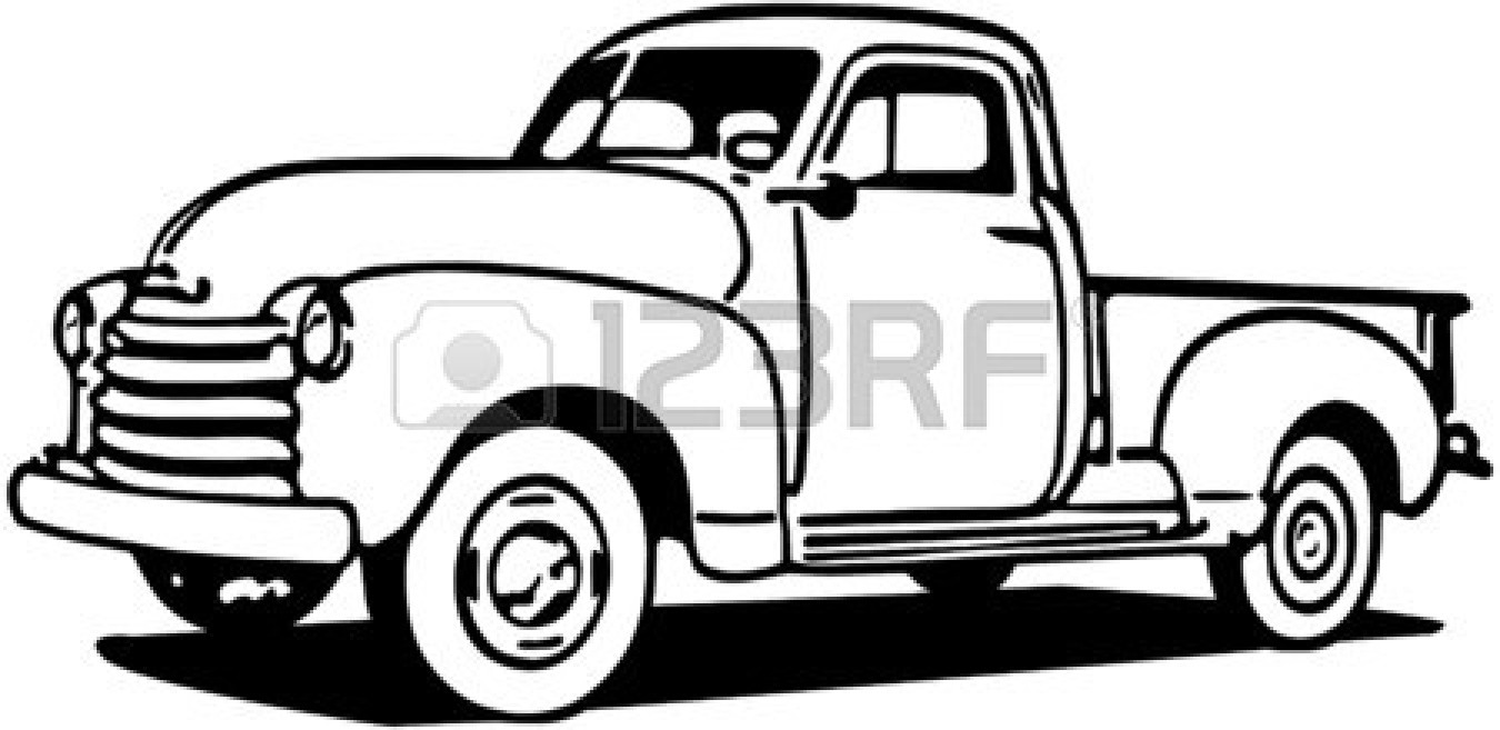 Chevrolet clipart chevy truck Pickup truck clipart clipart pickup