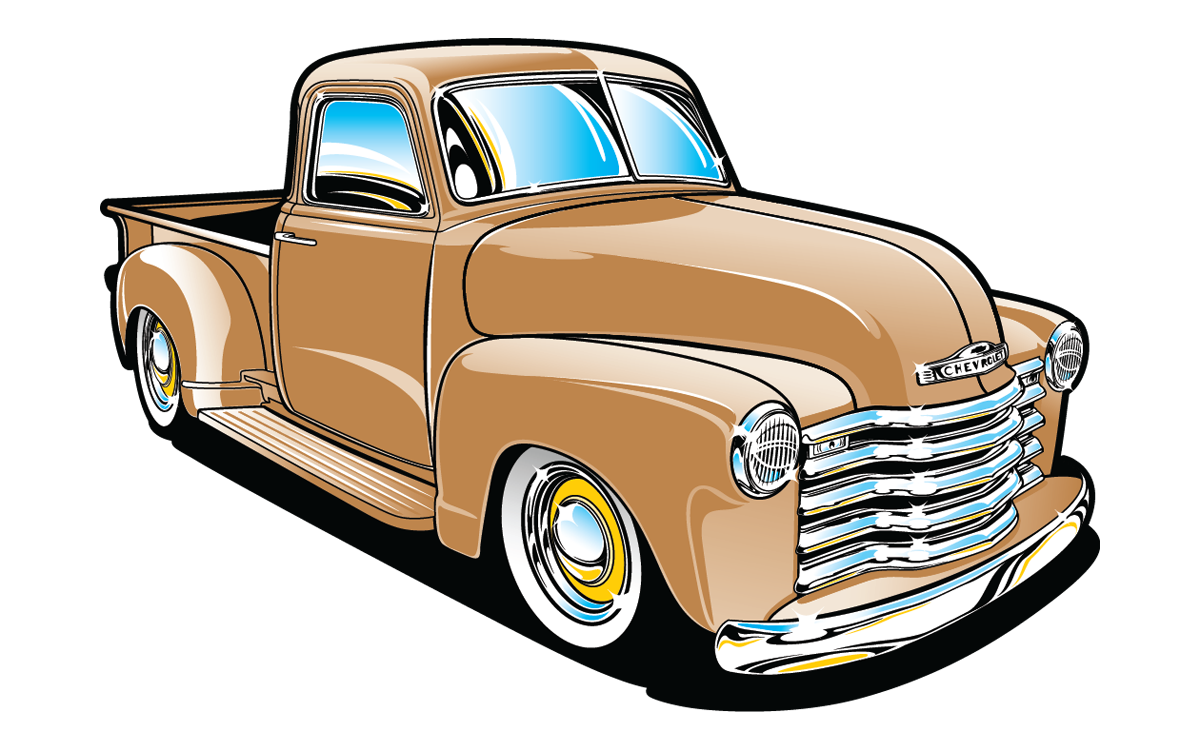 Chevrolet clipart chevy truck Truck pickup PNG PNG Download