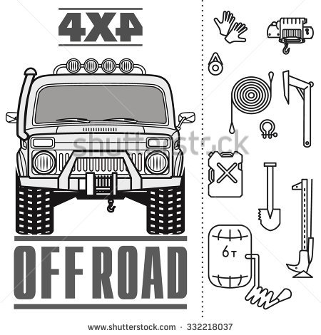Truck clipart on road Images Off Off Truck road