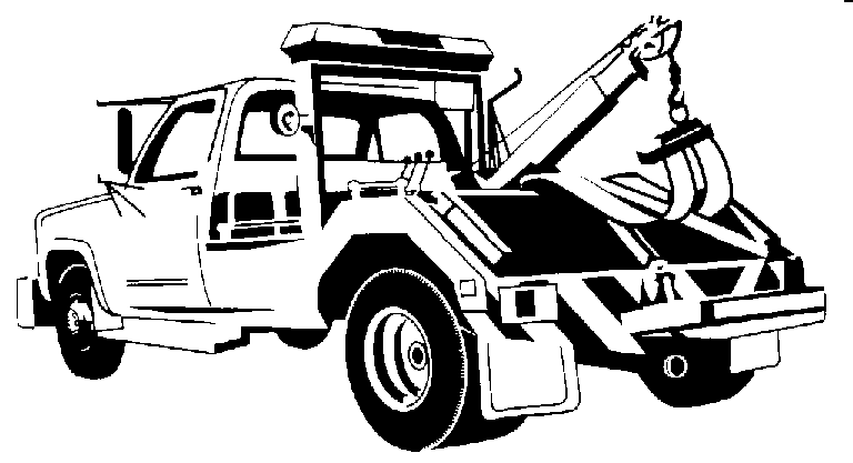 Truck clipart tow truck Clipart collection towing truck car