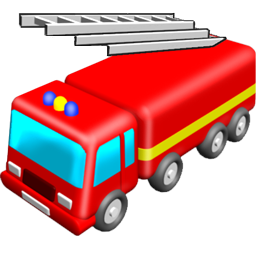 Fire Truck clipart toy truck Truck Toy Red Red Clipart