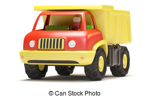 Truck clipart toy truck  royalty Illustrations Toy Toy