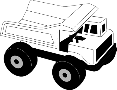 Truck clipart toy truck Free Info Clipart Art Images