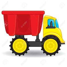 Truck clipart toy truck American Loads Toy Truck Royalty
