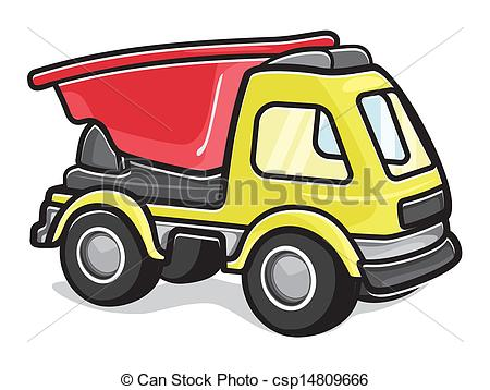 Truck clipart toy truck  clip Clipart toy truck