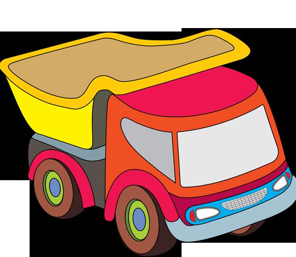 Truck clipart toy truck Free Clipart Toy Truck Clipart