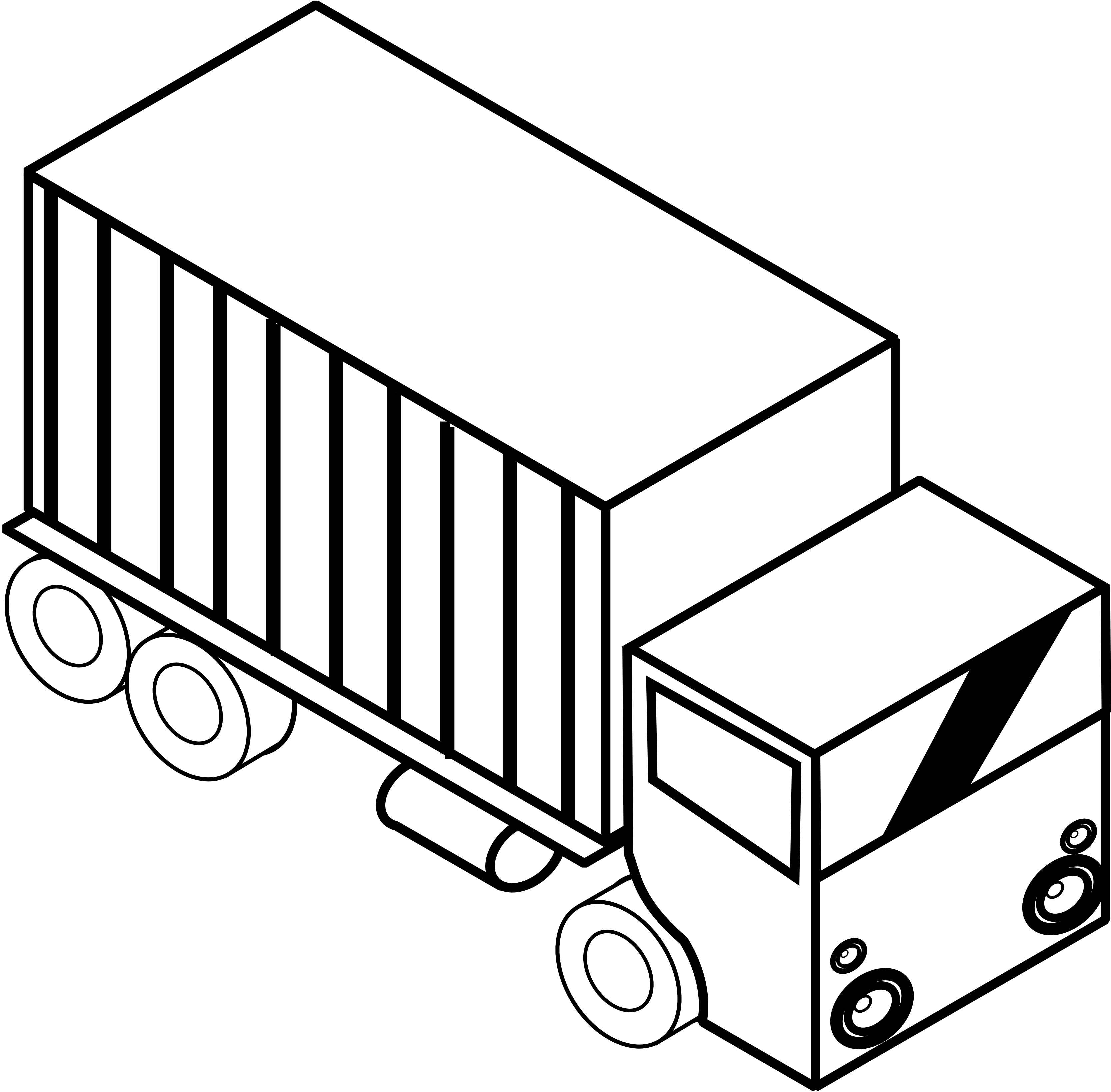 White clipart lorry White Clipart Clipart Black Clipart