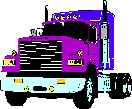 Truck clipart transport truck Free  Clipart Free Truck