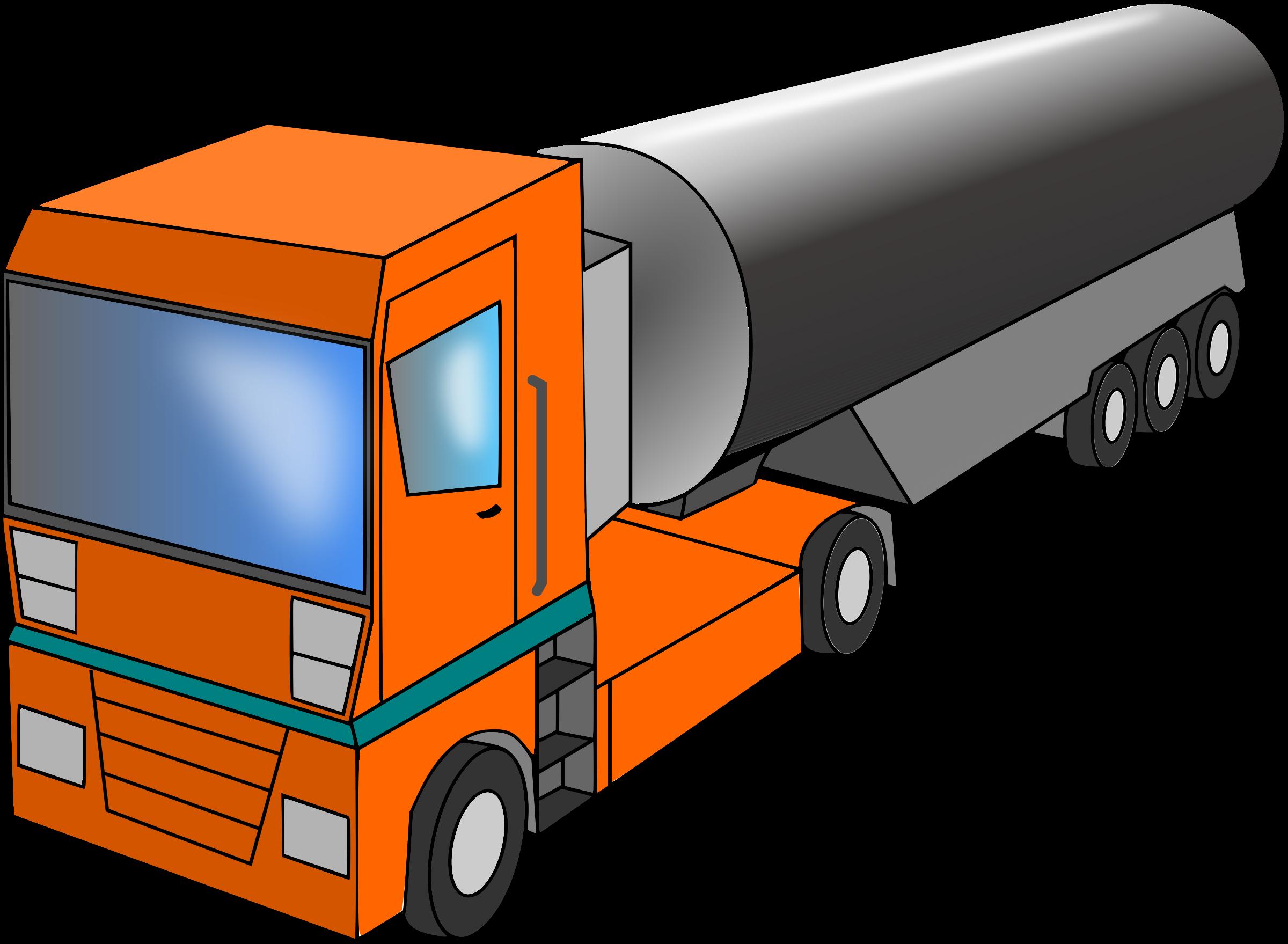 Truck clipart transport truck Cistern Cistern Truck Clipart Truck