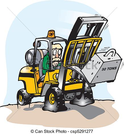 Crash clipart forklift Truck Clipart cliparts Accident Fork