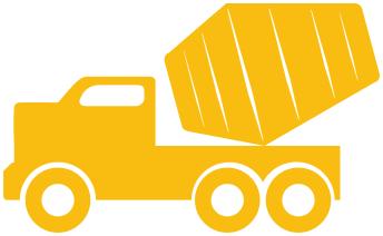 Truck clipart yellow truck Art Cement Download Truck Mixer