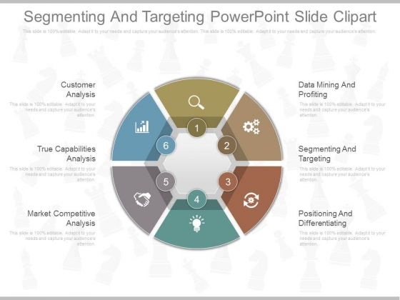True clipart ppt PowerPoint Powerpoint Segmenting_And_Targeting_Powerpoint_Slide_Clipart_2 Clipart Segmenting