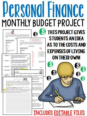 True clipart project budget Monthly Planning on math ideas