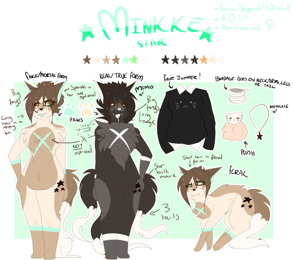 True clipart reference Minkke 2017 miinkke Reference by