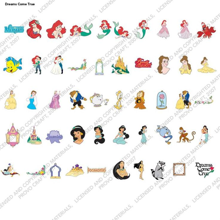 True clipart reference Come Artworks characters  103