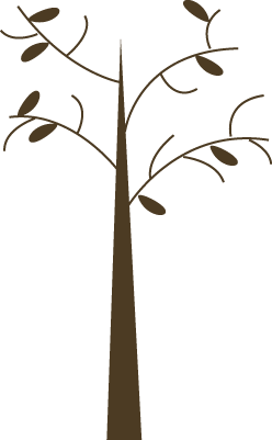 Brown clipart bare tree Art clipart tree Clip png