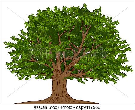 Tree clipart big tree #3