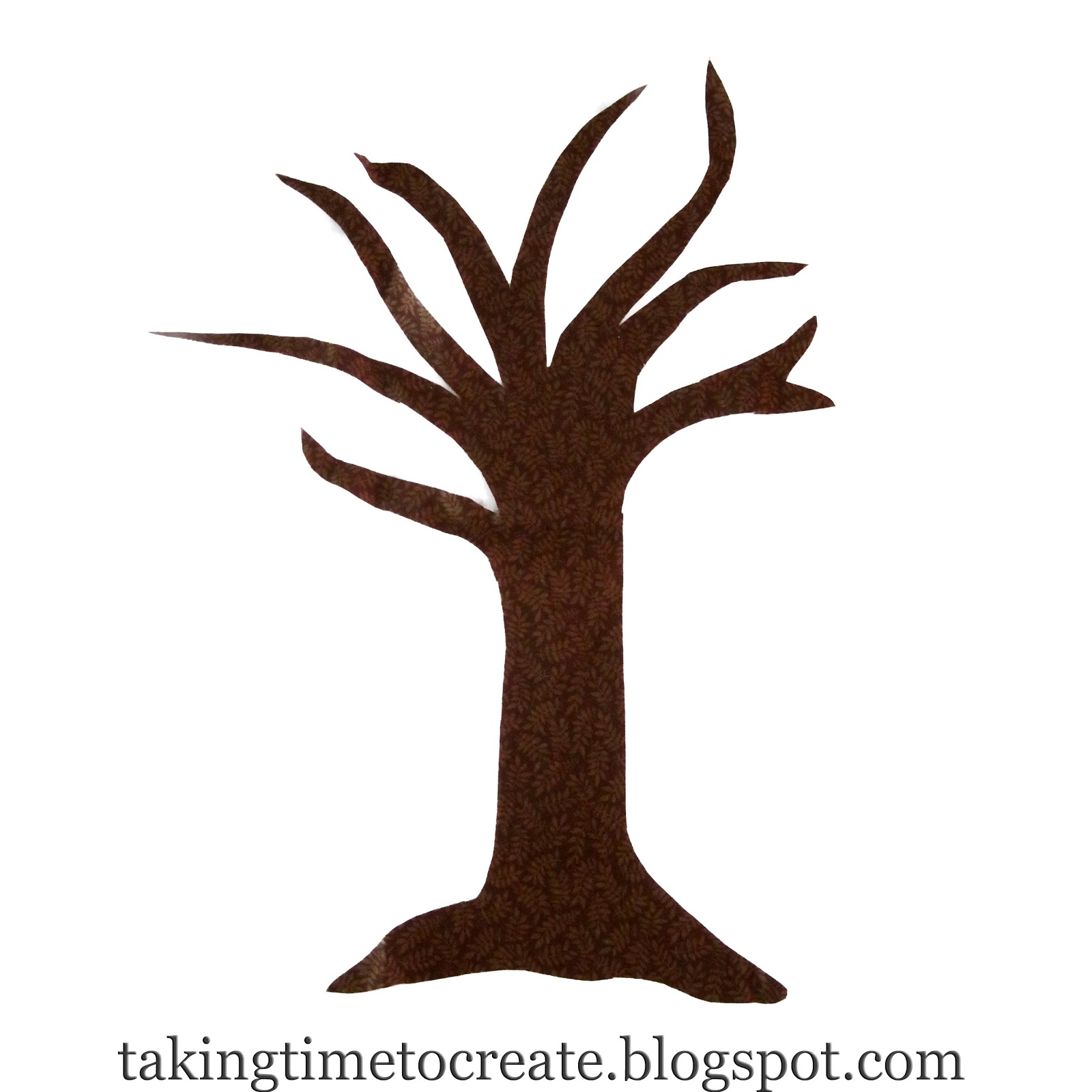 Brown clipart bare tree Template Clipart Tree out (40+)