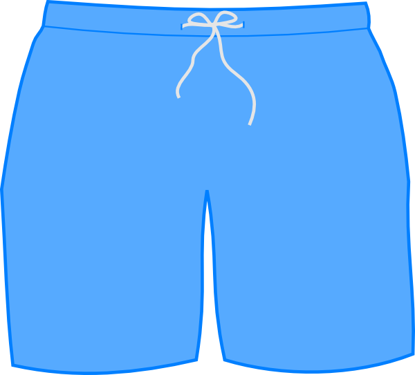 Boxer clipart board shorts Shorts Clipart Art Free Clip