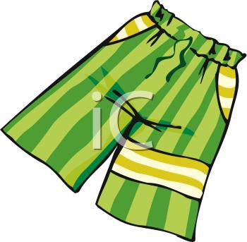 Trunk clipart swimming costume #5