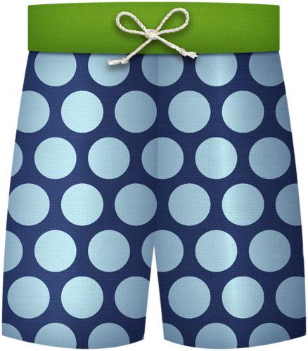 Trunk clipart swimming costume #9