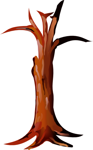 Brown clipart tree trunk Download on Free  Free