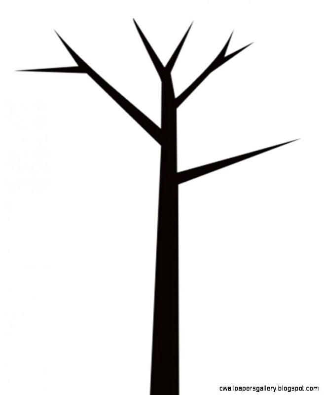 Trunk clipart tree cut down #12