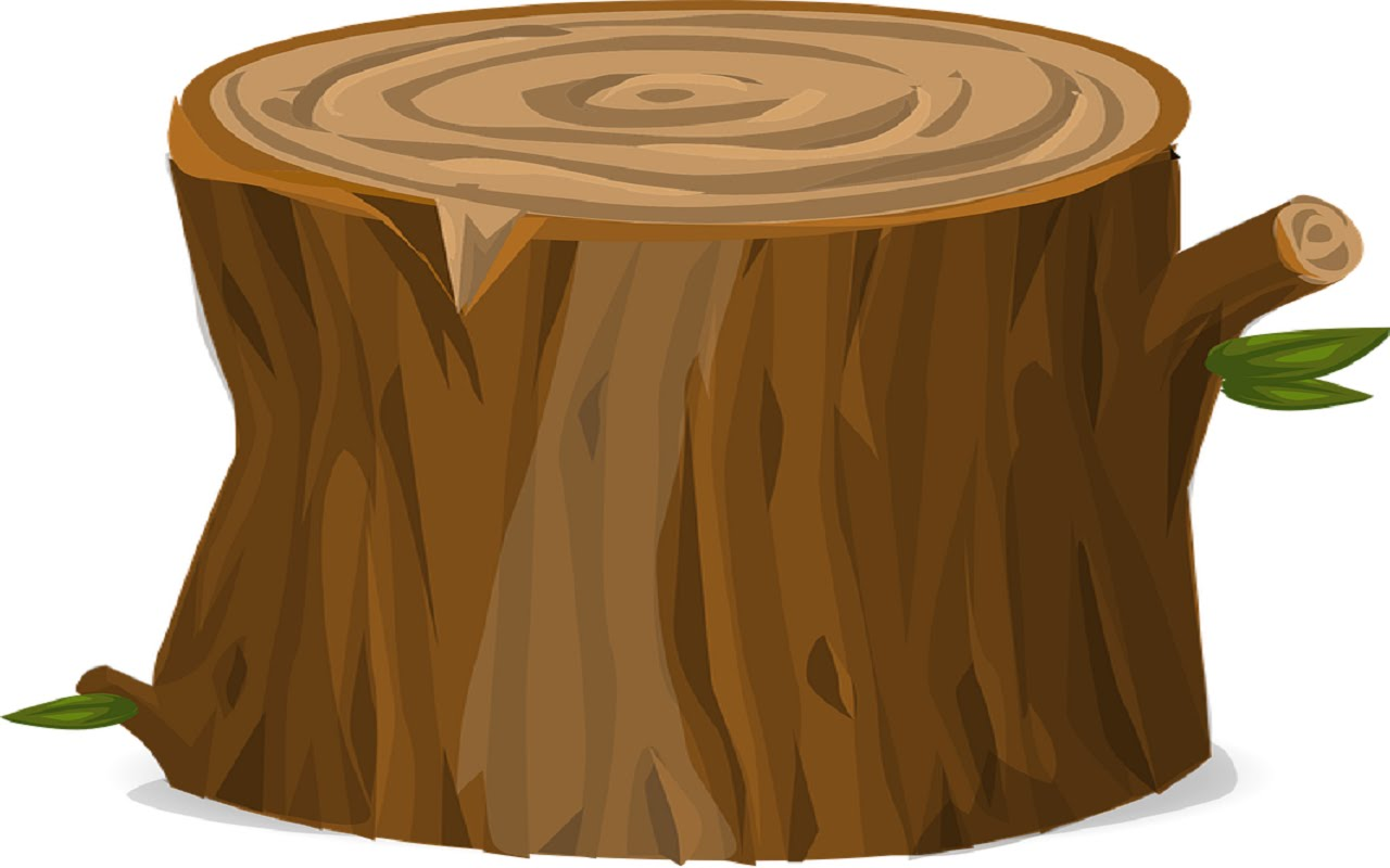 Trunk clipart tree removal #6