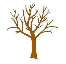 Brown clipart bare tree Tree #10 Trunks clipart Tree