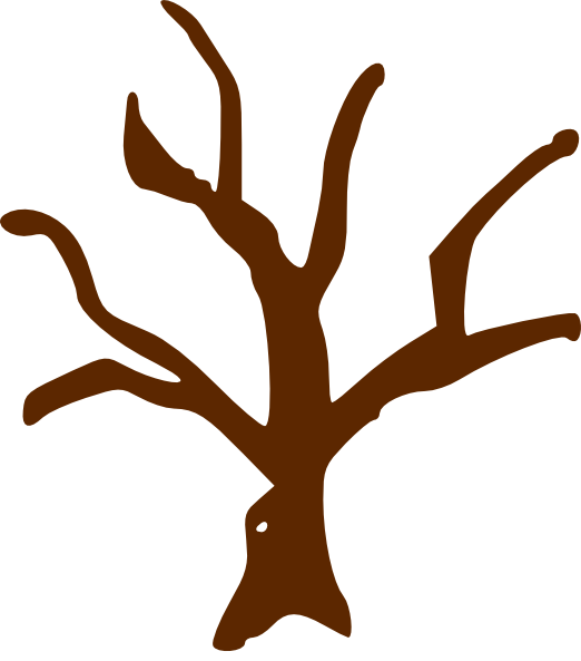 Tree clipart branch a #2