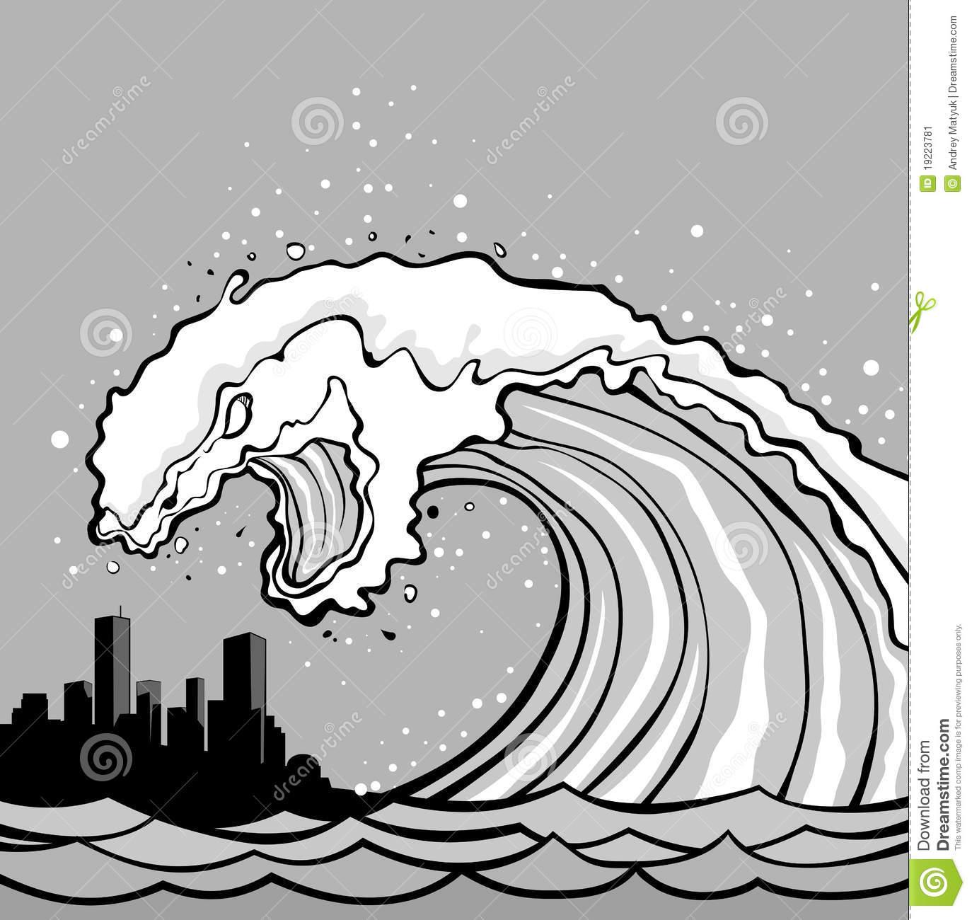Tsunami clipart Art Panda Clip Tsunami tsunami%20clipart