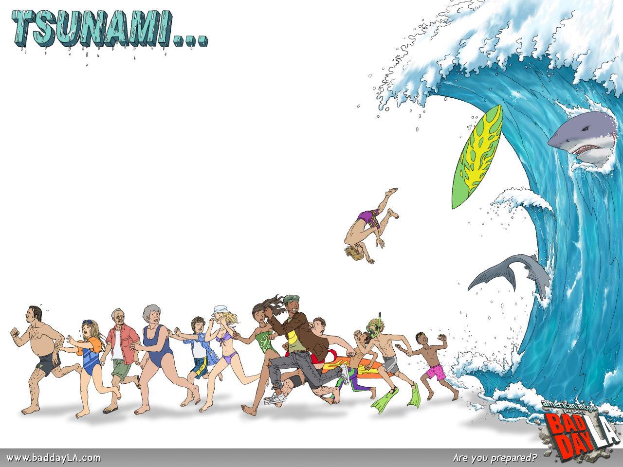 Tsunami clipart funny Com for Platforms gba cartoon
