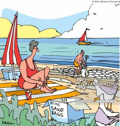 Tsunami clipart funny Tsunami pictures from Comics cartoon