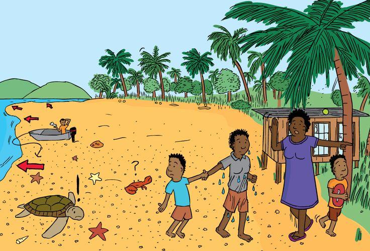 Tsunami clipart funny E… on A drawback Cartoon