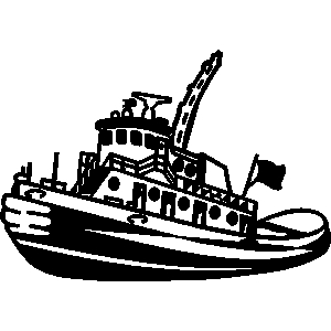 Tugboat clipart On Clipart Clipart Free Clip