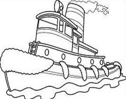 Tugboat clipart Clipart Tugboat Clipart Tugboat Free