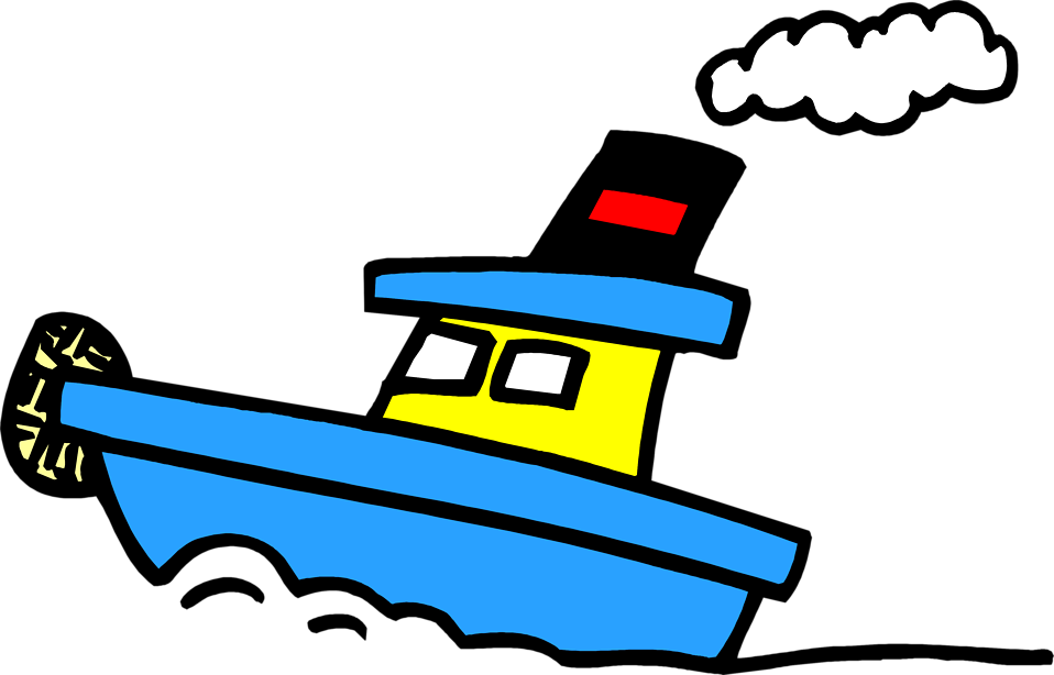 Tugboat clipart barge Of Stock Free Stock a