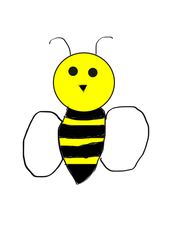 Bee clipart bumblebee Bee Bumble / SVG SVG