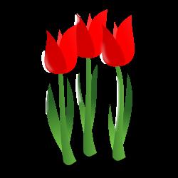 Tulip clipart religious #10