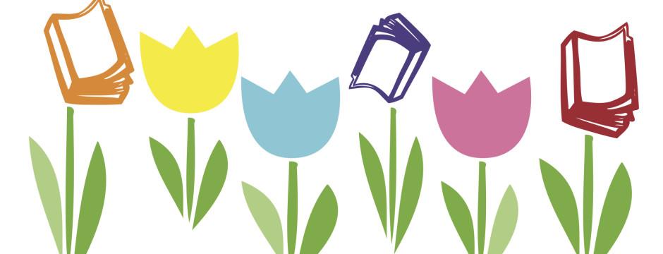 Tulip clipart spring school #2