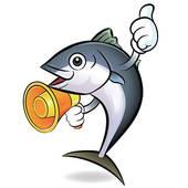 Tuna clipart ikan #1