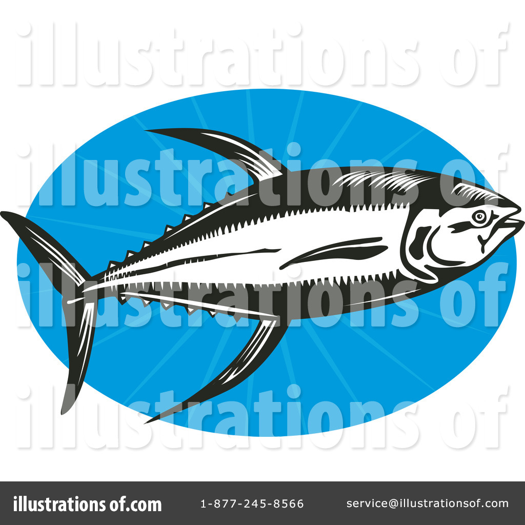 Tuna clipart mackerel #14