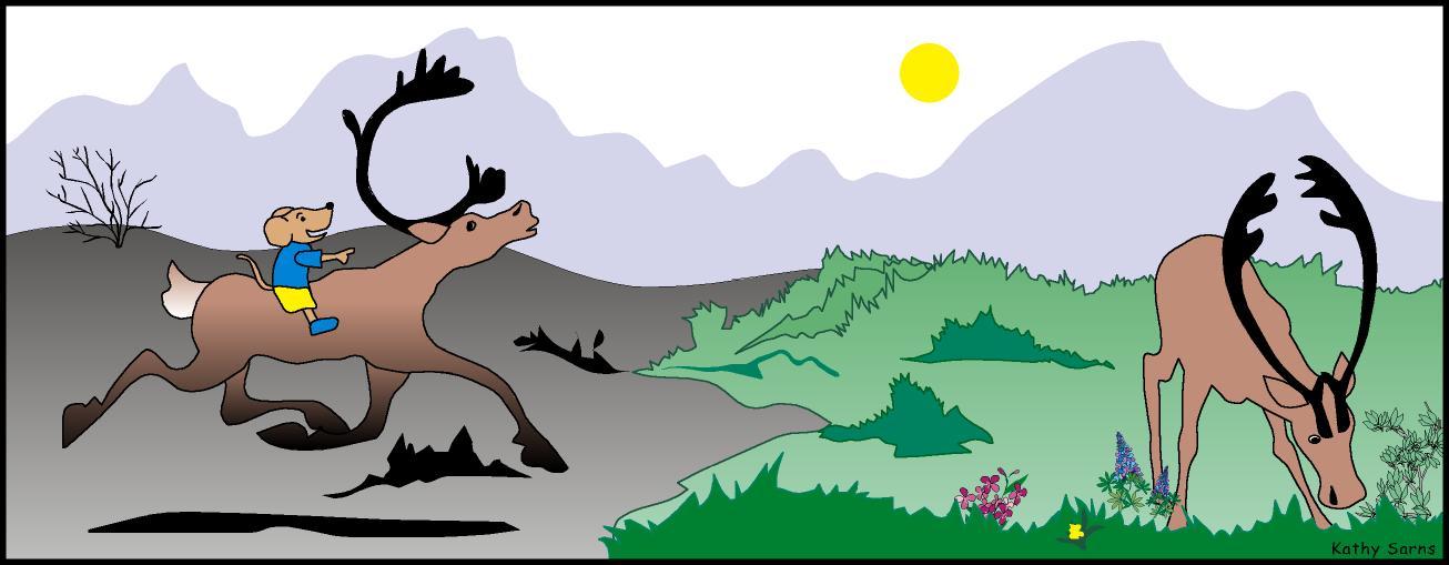 Tundra clipart cartoon #8
