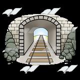 Tunnel clipart Art Clip Panda Clipart Tunnel