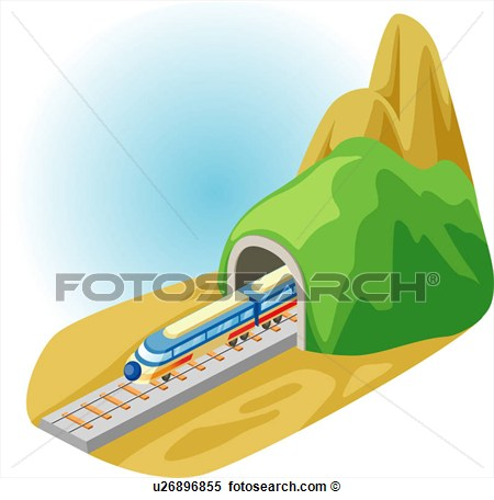 Tunel clipart train tunnel #art_f svg road tunnel #12
