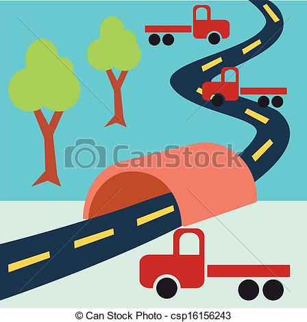 Tunel clipart car tunnel Tunnel Clipart Clip Clipart Images